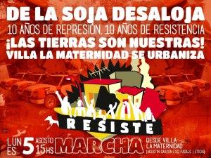 flyer marcha 5.8.13