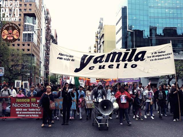 marcha yami