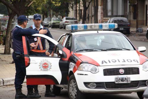 Policía-Patrullero