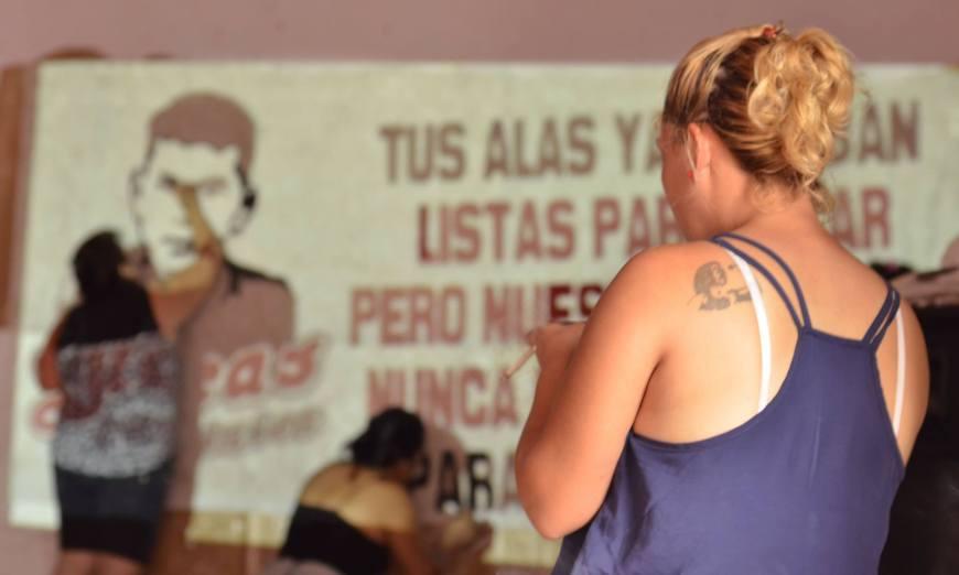 Foto: Coordinadora de Familiares Victimas de Gatillo Fácil