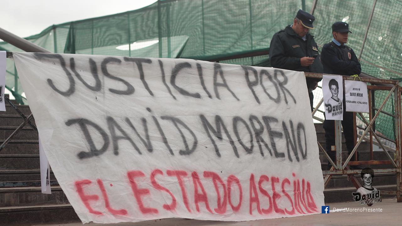 Jueves se reanuda la audiencia por el juicio de David Moreno – Mucho ...